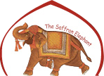 The Saffron Elephant